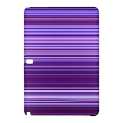 Stripe Colorful Background Samsung Galaxy Tab Pro 10.1 Hardshell Case