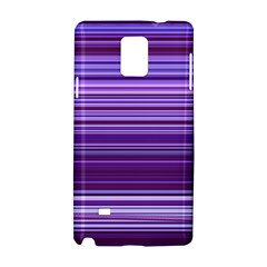 Stripe Colorful Background Samsung Galaxy Note 4 Hardshell Case