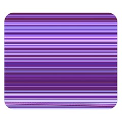 Stripe Colorful Background Double Sided Flano Blanket (Small)