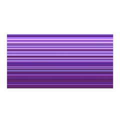 Stripe Colorful Background Satin Wrap