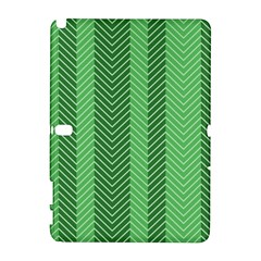 Green Herringbone Pattern Background Wallpaper Galaxy Note 1