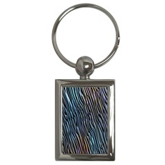 Abstract Background Wallpaper Key Chains (Rectangle)