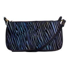 Abstract Background Wallpaper Shoulder Clutch Bags