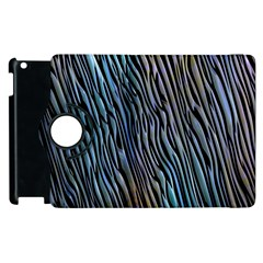 Abstract Background Wallpaper Apple Ipad 3/4 Flip 360 Case