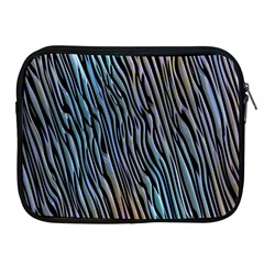 Abstract Background Wallpaper Apple iPad 2/3/4 Zipper Cases