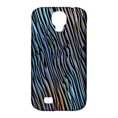 Abstract Background Wallpaper Samsung Galaxy S4 Classic Hardshell Case (PC+Silicone)
