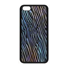 Abstract Background Wallpaper Apple Iphone 5c Seamless Case (black)