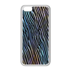 Abstract Background Wallpaper Apple Iphone 5c Seamless Case (white)