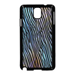 Abstract Background Wallpaper Samsung Galaxy Note 3 Neo Hardshell Case (Black)