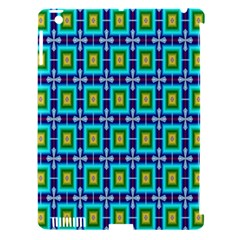 Seamless Background Wallpaper Pattern Apple iPad 3/4 Hardshell Case (Compatible with Smart Cover)