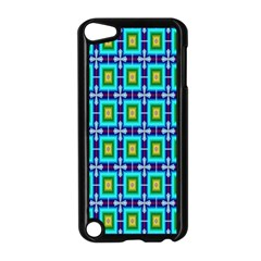 Seamless Background Wallpaper Pattern Apple Ipod Touch 5 Case (black)
