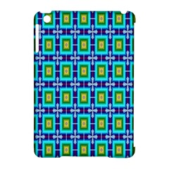 Seamless Background Wallpaper Pattern Apple iPad Mini Hardshell Case (Compatible with Smart Cover)