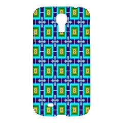 Seamless Background Wallpaper Pattern Samsung Galaxy S4 I9500/I9505 Hardshell Case