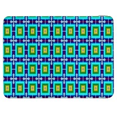 Seamless Background Wallpaper Pattern Samsung Galaxy Tab 7  P1000 Flip Case