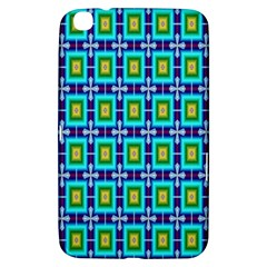 Seamless Background Wallpaper Pattern Samsung Galaxy Tab 3 (8 ) T3100 Hardshell Case