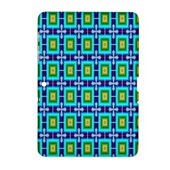 Seamless Background Wallpaper Pattern Samsung Galaxy Tab 2 (10.1 ) P5100 Hardshell Case