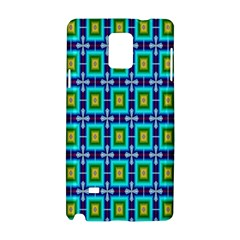 Seamless Background Wallpaper Pattern Samsung Galaxy Note 4 Hardshell Case