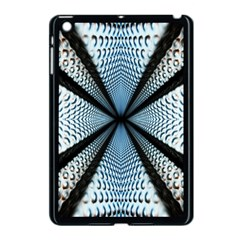 Dimension Metal Abstract Obtained Through Mirroring Apple Ipad Mini Case (black)
