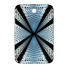 Dimension Metal Abstract Obtained Through Mirroring Samsung Galaxy Note 8.0 N5100 Hardshell Case
