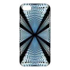 Dimension Metal Abstract Obtained Through Mirroring Apple Iphone 5c Hardshell Case