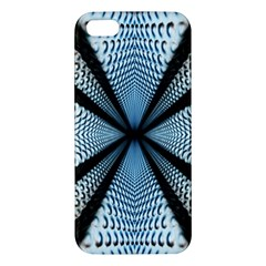 Dimension Metal Abstract Obtained Through Mirroring Iphone 5s/ Se Premium Hardshell Case