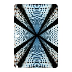 Dimension Metal Abstract Obtained Through Mirroring Samsung Galaxy Tab Pro 12.2 Hardshell Case