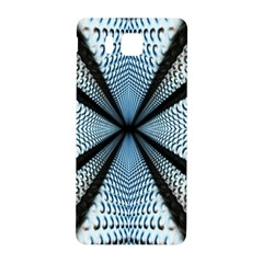 Dimension Metal Abstract Obtained Through Mirroring Samsung Galaxy Alpha Hardshell Back Case