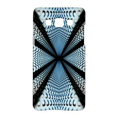 Dimension Metal Abstract Obtained Through Mirroring Samsung Galaxy A5 Hardshell Case