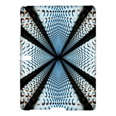 Dimension Metal Abstract Obtained Through Mirroring Samsung Galaxy Tab S (10.5 ) Hardshell Case