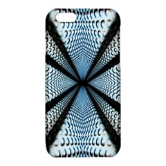 Dimension Metal Abstract Obtained Through Mirroring iPhone 6/6S TPU Case