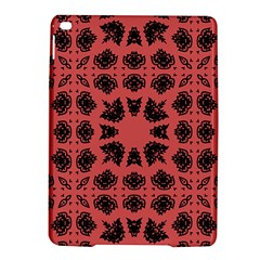 Digital Computer Graphic Seamless Patterned Ornament In A Red Colors For Design Ipad Air 2 Hardshell Cases