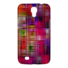 Background Abstract Weave Of Tightly Woven Colors Samsung Galaxy Mega 6 3  I9200 Hardshell Case