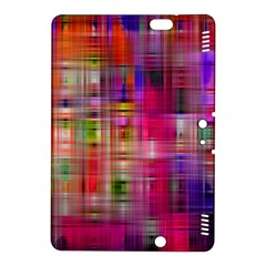 Background Abstract Weave Of Tightly Woven Colors Kindle Fire HDX 8.9  Hardshell Case