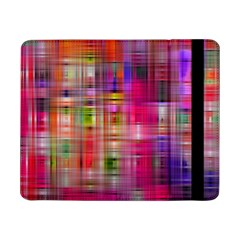 Background Abstract Weave Of Tightly Woven Colors Samsung Galaxy Tab Pro 8.4  Flip Case
