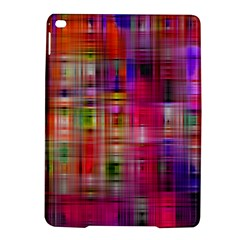 Background Abstract Weave Of Tightly Woven Colors iPad Air 2 Hardshell Cases