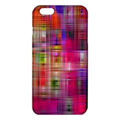 Background Abstract Weave Of Tightly Woven Colors Iphone 6 Plus/6s Plus Tpu Case