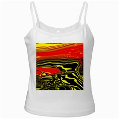 Abstract Clutter Ladies Camisoles