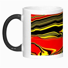 Abstract Clutter Morph Mugs