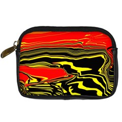 Abstract Clutter Digital Camera Cases