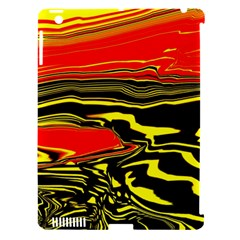 Abstract Clutter Apple Ipad 3/4 Hardshell Case (compatible With Smart Cover)