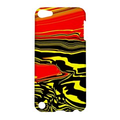 Abstract Clutter Apple iPod Touch 5 Hardshell Case