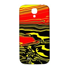 Abstract Clutter Samsung Galaxy S4 I9500/I9505  Hardshell Back Case