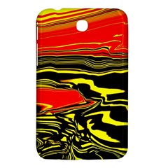 Abstract Clutter Samsung Galaxy Tab 3 (7 ) P3200 Hardshell Case