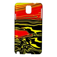 Abstract Clutter Samsung Galaxy Note 3 N9005 Hardshell Case
