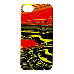 Abstract Clutter Apple iPhone 5S/ SE Hardshell Case