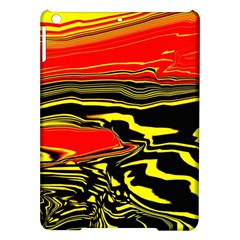 Abstract Clutter iPad Air Hardshell Cases