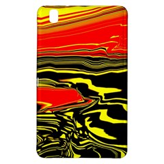 Abstract Clutter Samsung Galaxy Tab Pro 8.4 Hardshell Case