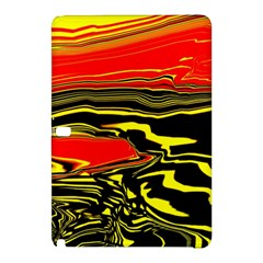 Abstract Clutter Samsung Galaxy Tab Pro 12 2 Hardshell Case