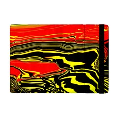 Abstract Clutter iPad Mini 2 Flip Cases