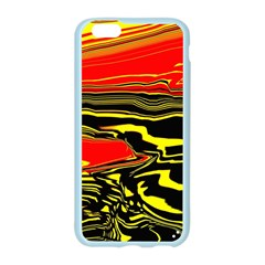 Abstract Clutter Apple Seamless iPhone 6/6S Case (Color)